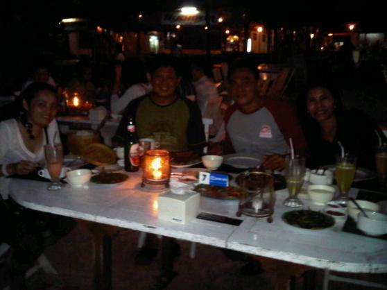 KOPDAR SEAFOOD GRILLED DINNER IN JIMBARAN