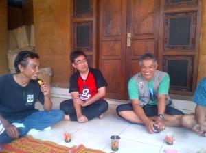 Host by Pak Ketut Suarno aka nang Gatot