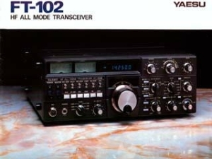 ALL BAND YAEZU FT 102