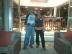Pertemuan teakhir dgn Bang Gamal di Rosovivo. Cafe th 2012.