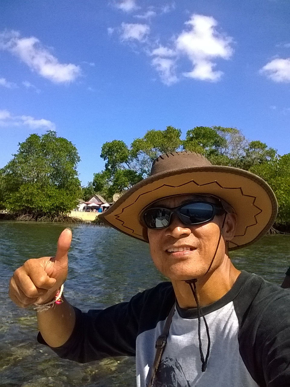 TOUR TO HE MANGROVE FOREST