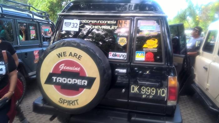 Trips Da Trooper Bali